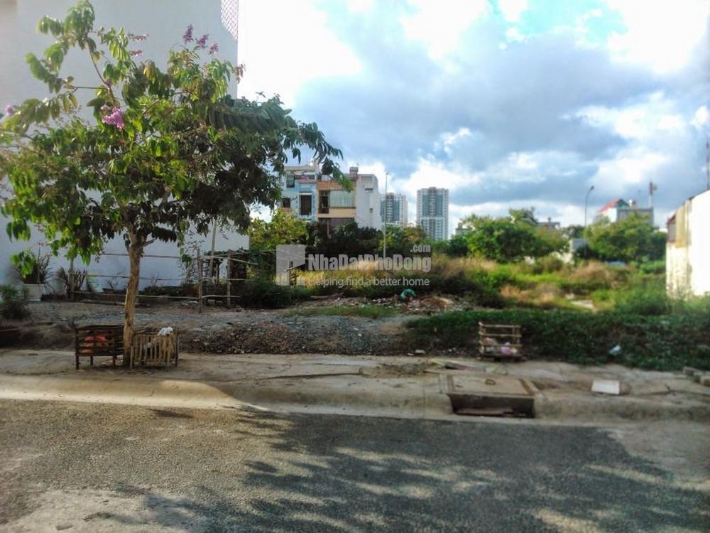 Bán đất diện tích 238m2 đường số 3 Khu dân cư Him Lam Thủ Đức giá 45 triệu/m2 | 2