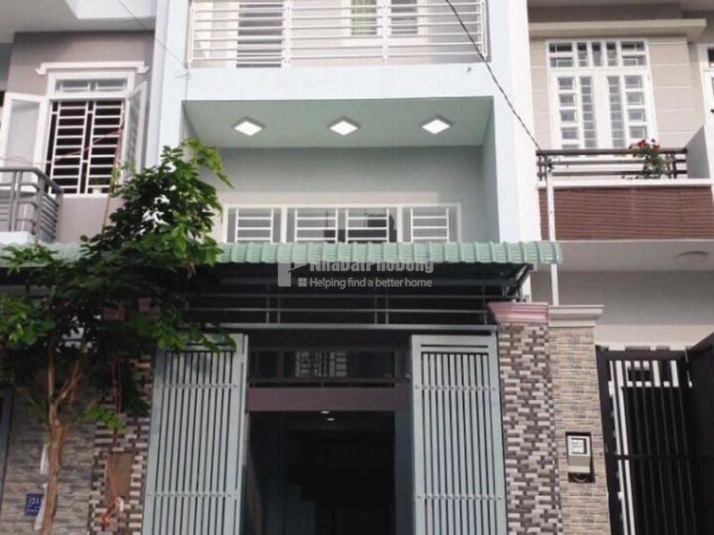 Bán nhà 1 trệt 3 lầu 54m2 tại đường Võ Văn Hát nhà mới xây xong giá tốt  | 1