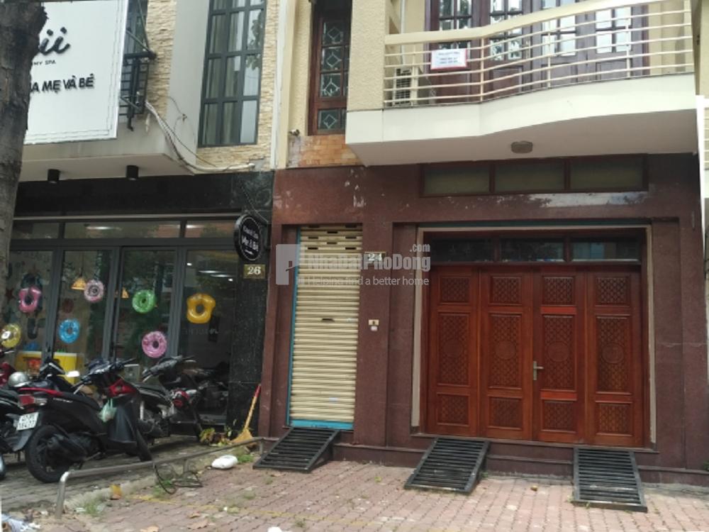 Cho thuê nhà 5x20 giá 45 triệu/tháng mặt tiền Nguyễn Quý Đức P.An Phú | 1