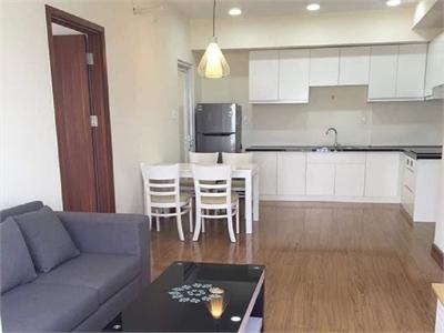 Cho thuê căn góc 2PN Flora Fuji có nội thất giá 10 triệu/tháng bao gồm PQL