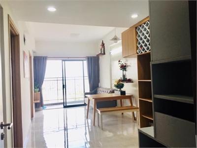 Bán căn góc 2 PN chung cư Thủ Thiêm Garden 62m2 nhà mới nhận giá tốt