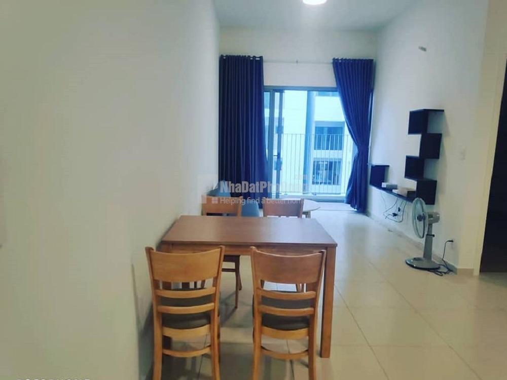 Bán căn hộ Hausneo 1 phòng ngủ 53m2 lầu trung kèm nội thất | 1