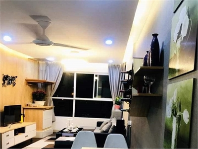 Bán căn hộ 2 phòng ngủ Citi Home 62m2 nội thất cao cấp đã có sổ hồng