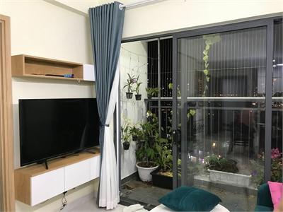 Cho thuê căn hộ 2 phòng ngủ Thủ Thiêm Garden giá chỉ 8.5 triệu/tháng