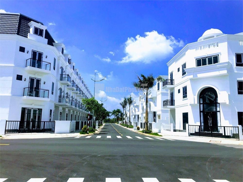 Độc quyền phân phối nhiều nhà phố liền kề Sim City quận 9 | 3