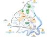 Bán nhà phố 100m2 Đông Tăng Long An Lộc Quận 9 hướng chính Bắc | 1