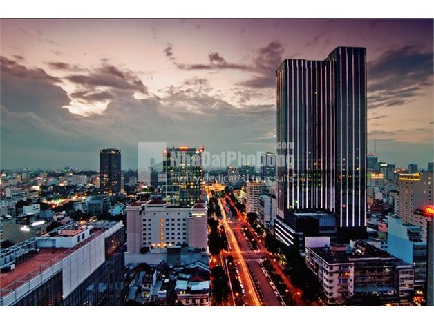 VĂN PHÒNG CHO THUÊ QUẬN 1 TẠI SAIGON TIMES SQUARE BUILDING | 1