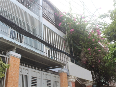 Bán nhà mặt tiền đường số 9 phường Bình An, Quận 2.