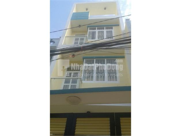 Bán nhà phố Đường số 51, phường Hiệp Bình Chánh, Quận Thủ Đức.   1