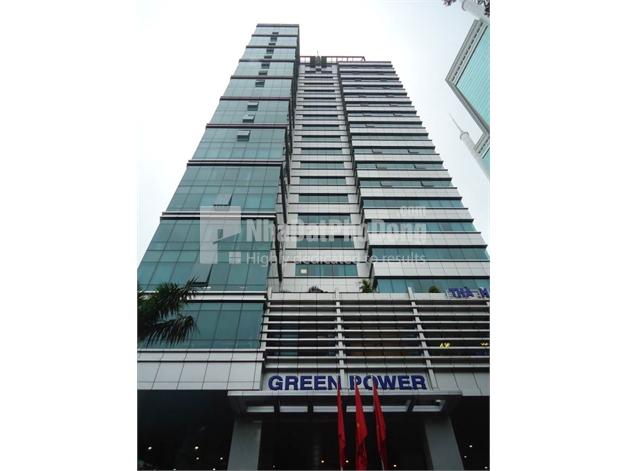 VĂN PHÒNG CHO THUÊ QUẬN 1 GREEN POWER TOWER   1
