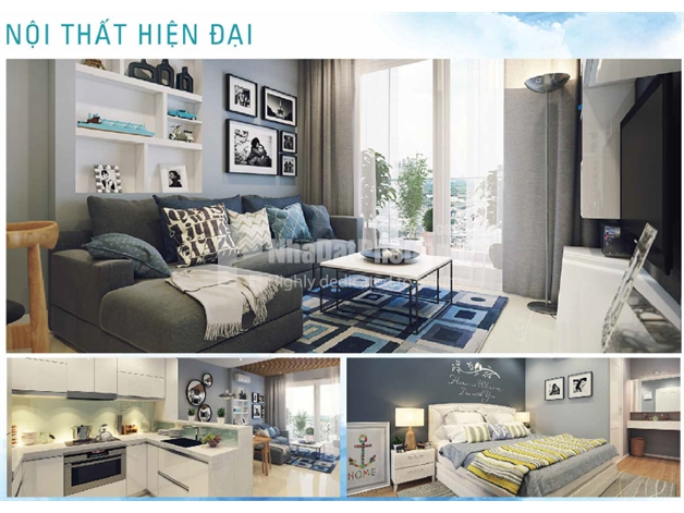 Bán căn hộ Soho Premier, Bình Thạnh chỉ 24tr/m2 | 3