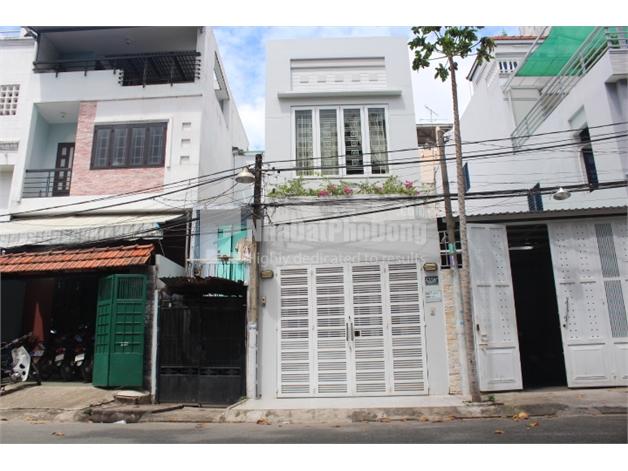 Bán nhà phố hẻm đường Bùi Đình Túy, Quận Bình Thạnh   4