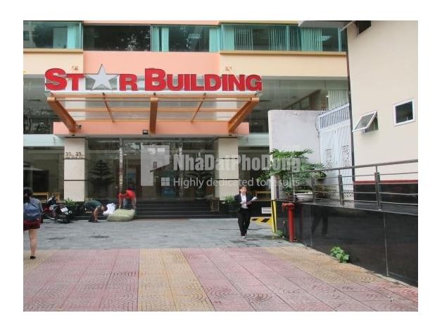 VĂN PHÒNG CHO THUÊ QUẬN 1 STAR BUILDING | 1