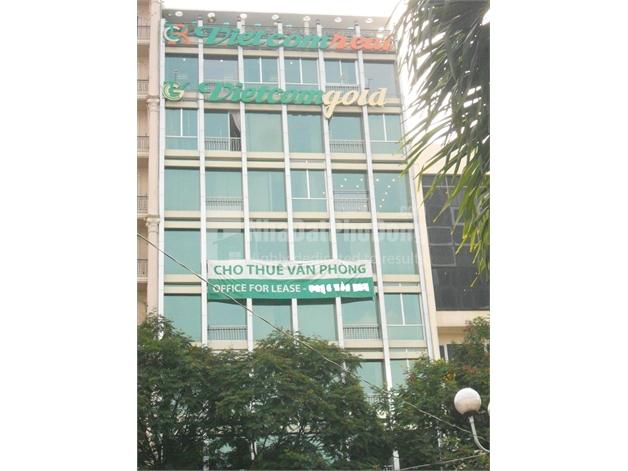 VĂN PHÒNG CHO THUÊ QUẬN 1 VIETCOMREAL BUILDING | 1
