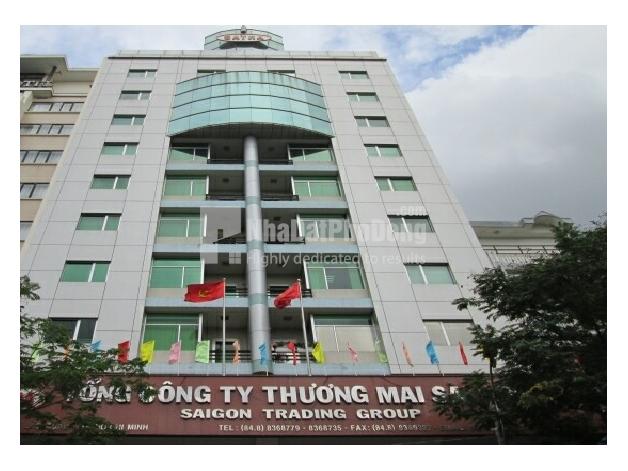 VĂN PHÒNG CHO THUÊ QUẬN 1 SATRA BUILDING | 2