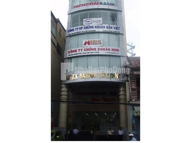 VĂN PHÒNG CHO THUÊ QUẬN 1 ARTEX SAIGON BUILDING | 1