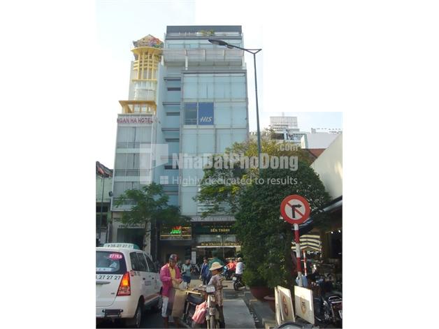 VĂN PHÒNG CHO THUÊ QUẬN 1 BẾN THÀNH TSC BUILDING | 1