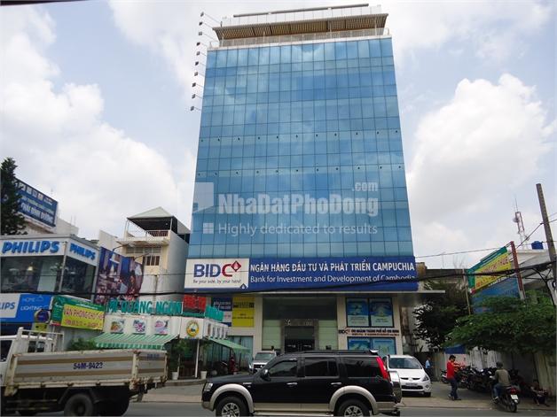 VĂN PHÒNG CHO THUÊ QUẬN 3 JABES 2 BUILDING | 1