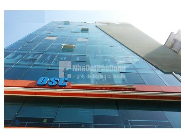 VĂN PHÒNG CHO THUÊ QUẬN 3 TẠI OSC BUILDING | 1