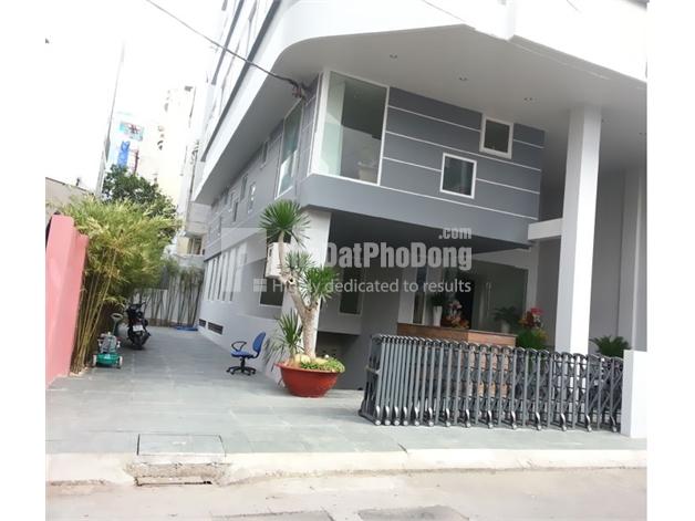 VĂN PHÒNG CHO THUÊ QUẬN 3 CƯ XÁ ĐÔ THÀNH BUILDING | 1