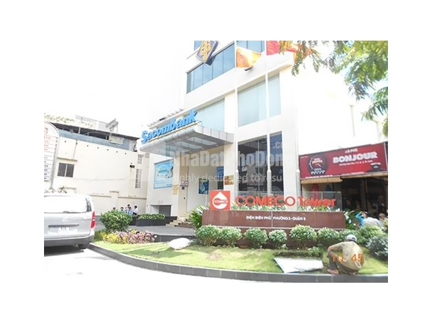 VĂN PHÒNG CHO THUÊ QUẬN 3 COMECO BUILDING | 1