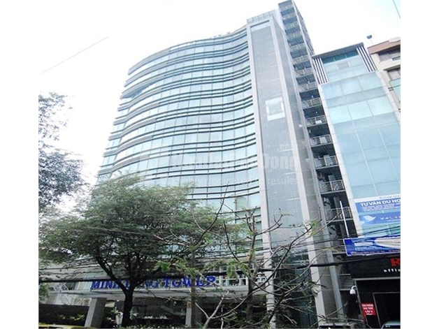 VĂN PHÒNG CHO THUÊ QUẬN 3 MINH LONG BUILDING | 1