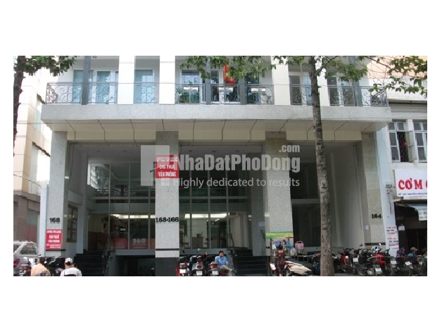 VĂN PHÒNG CHO THUÊ QUẬN 1 168NCT OFFICE BUILDING   1