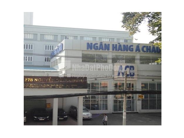 VĂN PHÒNG CHO THUÊ QUẬN 1 27B OFFICE BUILDING | 1