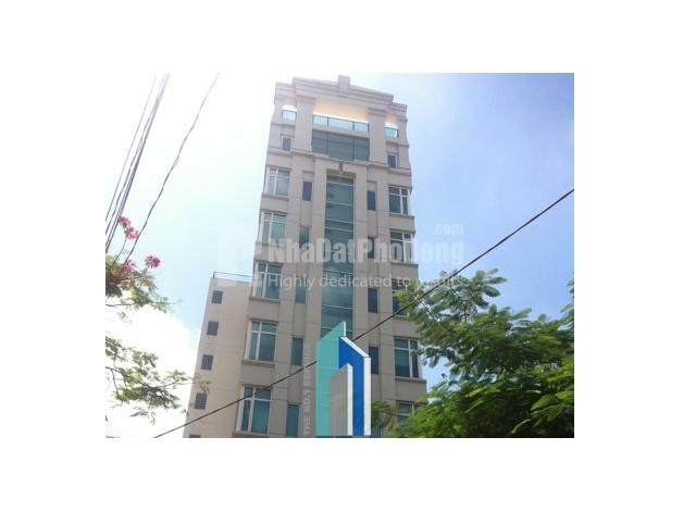 VĂN PHÒNG CHO THUÊ QUẬN 1 NVG OFFICE BUILDING | 1