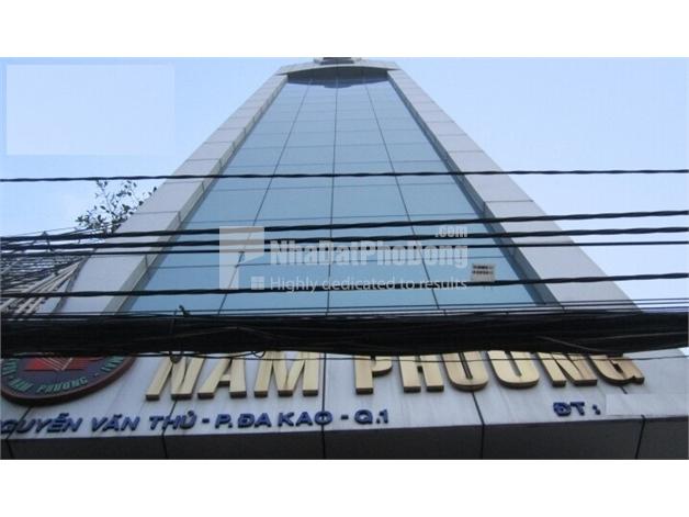VĂN PHÒNG CHO THUÊ QUẬN 1 NAM PHƯƠNG BUILDING | 1