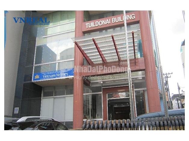VĂN PHÒNG CHO THUÊ QUẬN 1 TUILDONAI BUILDING | 1