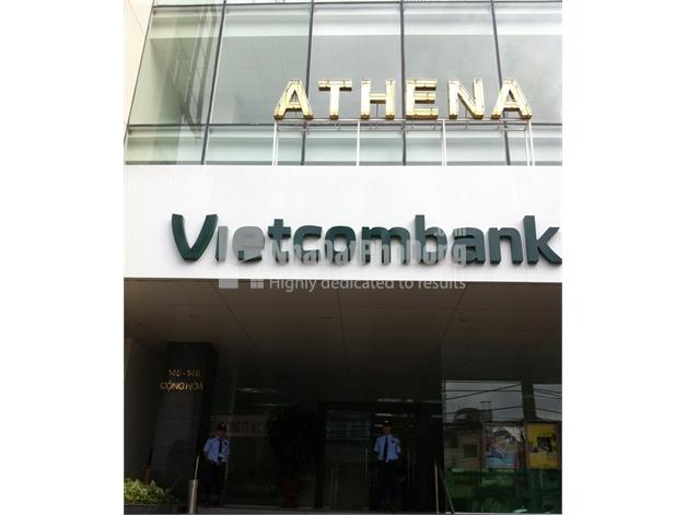VĂN PHÒNG CHO THUÊ QUẬN TÂN BÌNH ATHENA BUILDING | 1