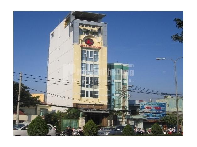 VĂN PHÒNG CHO THUÊ QUẬN TÂN BÌNH ĐẠI NGUYÊN BUILDING | 1