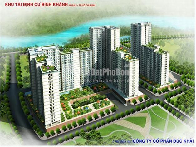 Bán căn hộ chung cư Bình Khánh Quận 2 | 4