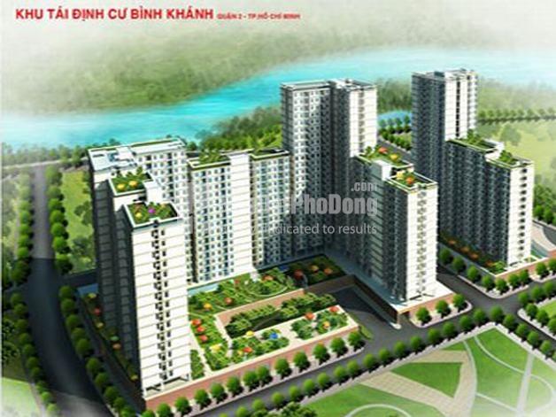 Bán đất nền dự án KDC Ninh Giang phường Cát Lái Quận 2 | 2