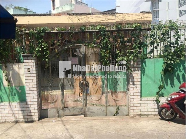 Bán nhà phố cấp 4 đường Nguyễn Duy Trinh Quận 9 | 1