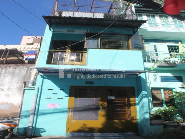 Bán nhà phố hẻm Trần Bình Trọng Quận Bình Thạnh | 1