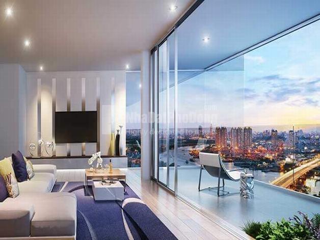 Bán căn hộ chung cư Masteri 1 phòng ngủ | 2