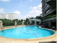 Penthouse Catavil Hoan Cau for rent in Binh Thanh district