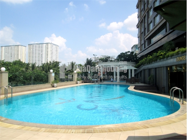 Penthouse Catavil Hoan Cau for rent in Binh Thanh district | 5