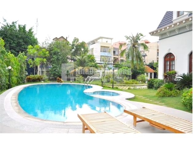Villa for rent in Thao Dien District | 1