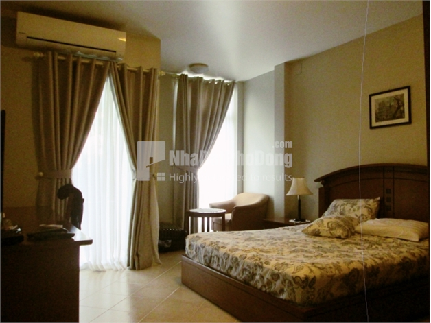 Service Apartment for rent in district 3 | 2