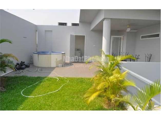 Villa for rent in Thao dien, Ho Chi Minh city | 12