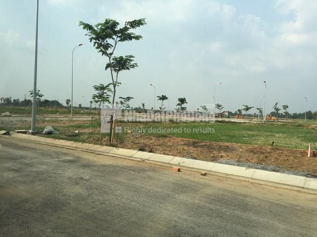 Bán đất dự án Vạn Phúc RiverSide City Lô K | 1