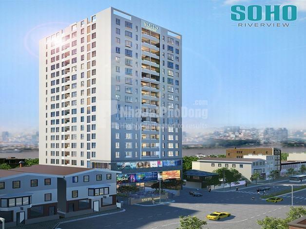 Bán căn hộ cao cấp dự án Soho Riverview Bình Thạnh | 4
