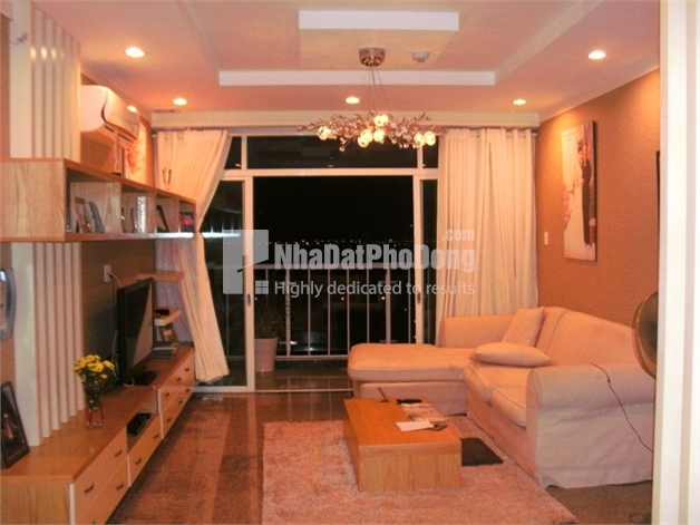 Bright Hoang Anh River View Apartment for Rent in District 2 | 2
