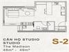 Bán căn hộ Studio cao cấp Gateway Thảo Điền | 3