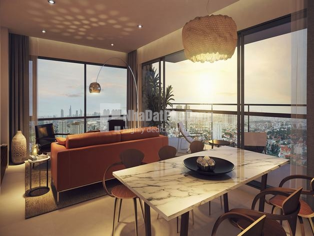 Bán căn hộ Gateway 4 phòng ngủ | 4