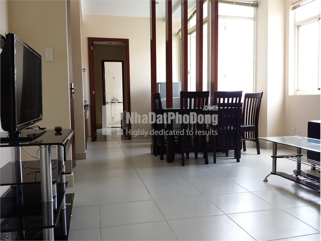 2 bedroom Dong Tay TCI Apartment for rent in Binh Thanh District | 2