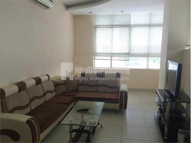 High floor Dong Tay TCI Apartment for rent in Binh Thanh District | 1